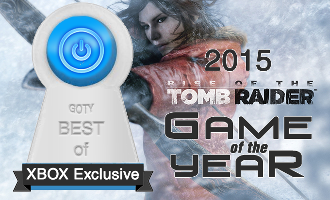 Best Xbox Game of 2015 – Rise of the Tomb Raider