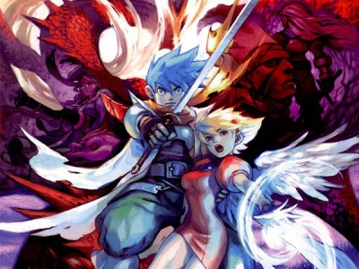 Breath of Fire III Vita