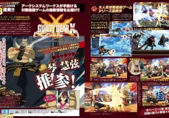 Guilty Gear Xrd: Revelator Releases on May 26 in Japan; Includes DLC Character Kum Haehyun