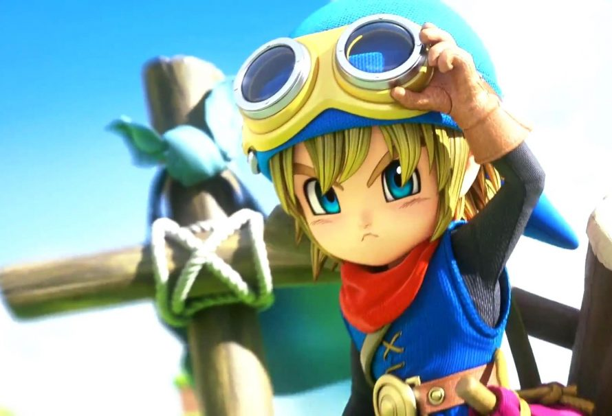 Dragon Quest Builders will not support PlayStation TV