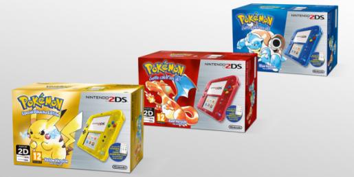 Pokemon 2DS Bundle