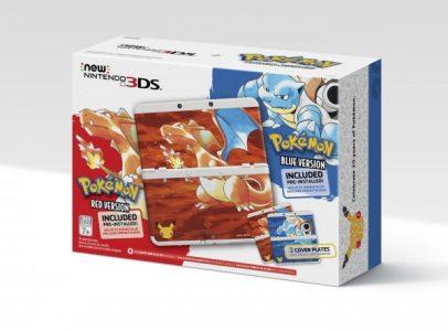 Pokemon New 3DS Bundle
