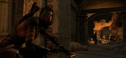 The Elder Scrolls Online Thieves GUild DLC