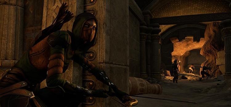 The Elder Scrolls Online – Thieves Guild DLC Additional Details and Release Date Revealed