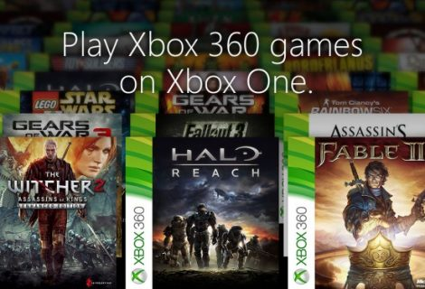 Xbox One Backwards Compatibility Very Popular With Gamers