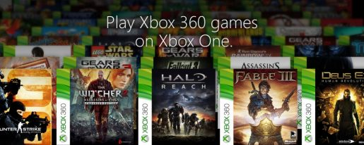 Xbox one Backwards January 2016