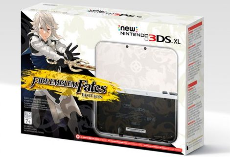 Fire Emblem Fates New 3DS XL and Weekly DLC Announced