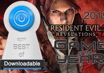 Best Downloadable Game of 2015 - Resident Evil Revelations 2