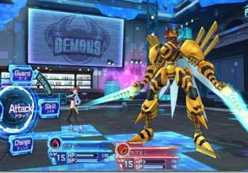 Digimon Story: Cyber Sleuth - First Ten Minutes