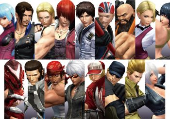 Four New Characters Announced for The King of Fighters XIV; Trailer and Stages Also Revealed