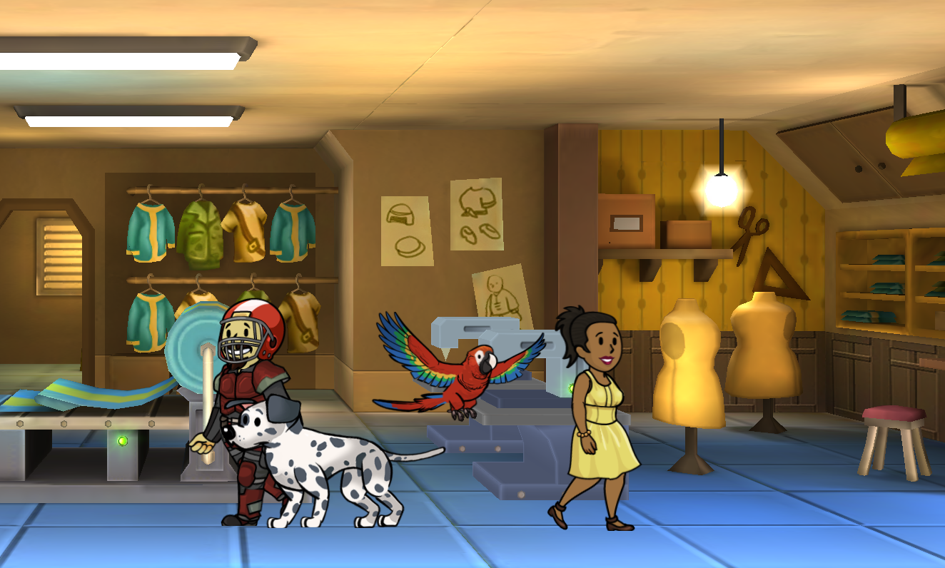 Fallout Shelter Update 1 4 Details Released - Just Push Start