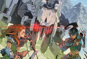 Horizon Zero Dawn Comic Revealed