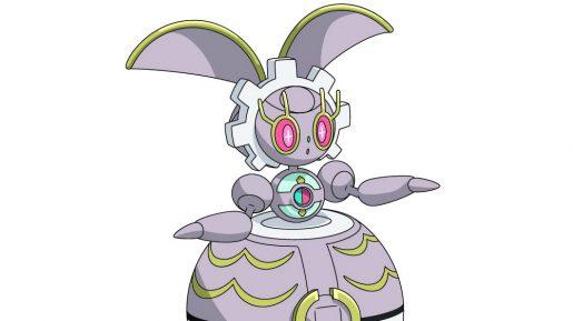 Pokemon Magearna