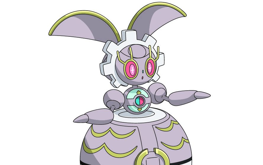 New Pokemon Magearna Revealed