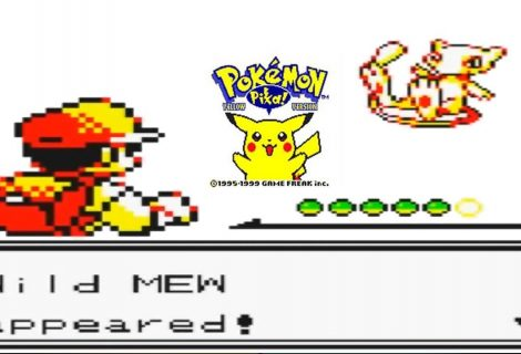 Pokemon Yellow/Red/Blue Guide - How to get Mew