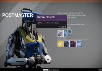 Bungie Distributes 320 Ghosts to Destiny Players That Completed Seven Crimson Doubles Matches