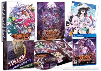 Trillion: God of Destruction limited edition announced for North America