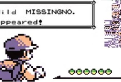 Missingno is Still in the VC Release of Pokemon Red and Blue