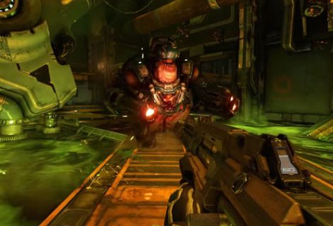 Bethesda Releasing DOOM And Wolfenstein II For Nintendo Switch
