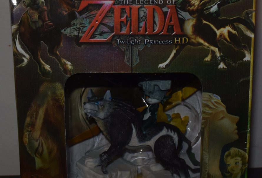 The Legend of Zelda: Twilight Princess HD Amiibo Edition Unboxing