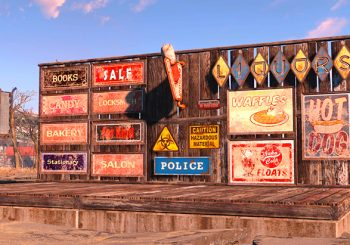 Fallout 4 Patch 1.4 coming to consoles this week