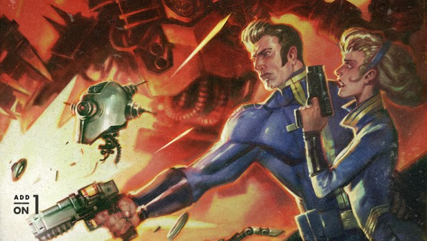 PSA: Fallout 4 Automatron DLC now available