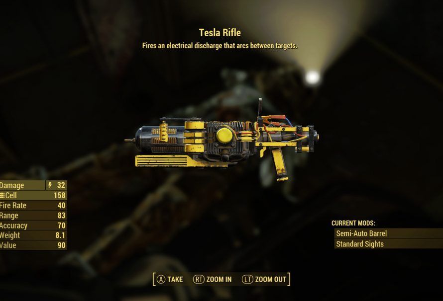 Fallout 4: Automatron DLC Guide – Headhunting Quest and Getting the Tesla Rifle