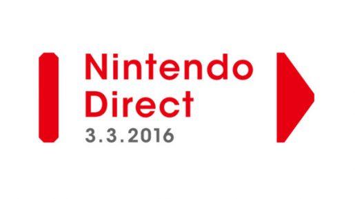 Nintendo Direct March 3