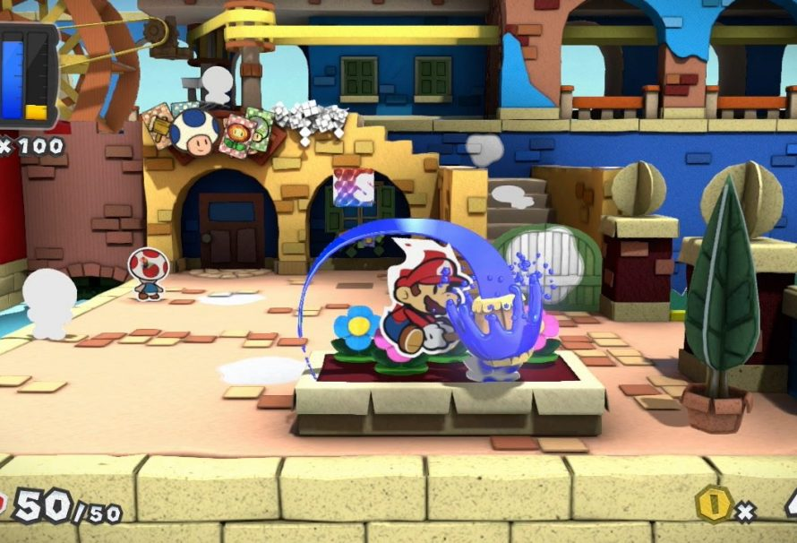 E3 2016: Paper Mario: Color Splash Releases on October 7