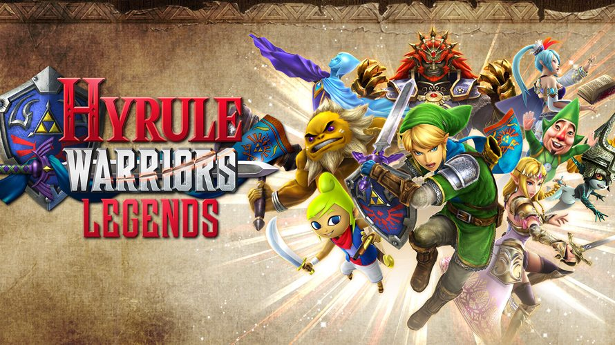 This Week's New Releases 3/20 – 3/26; Hyrule Warriors Legends and Fallout 4 DLC