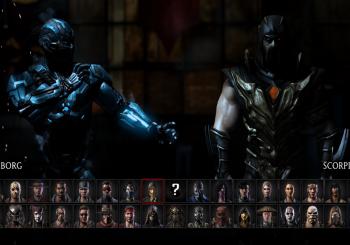 Mortal Kombat XL - How To Select Triborg's Secret Sub-Zero Mode
