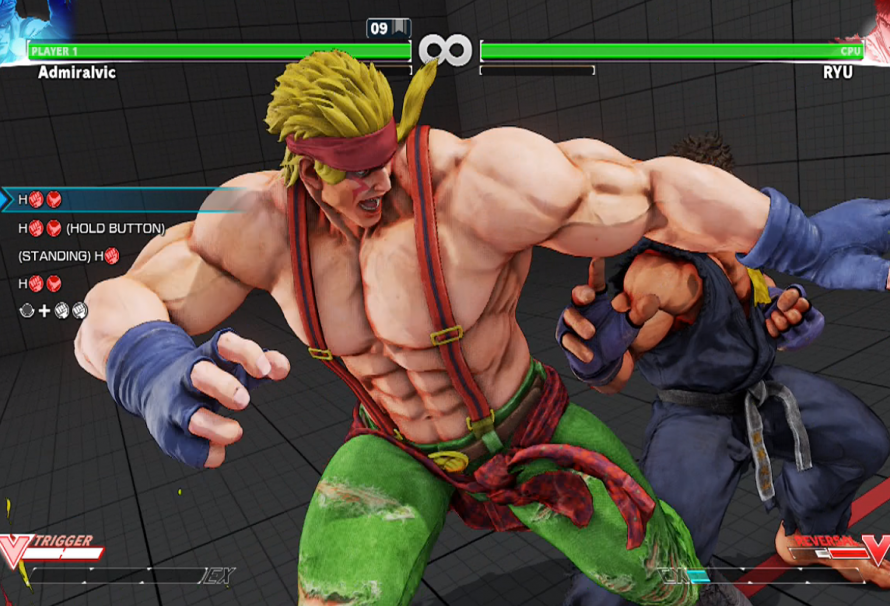 Street Fighter V Are The New Updates And Alex Worth A Revisit
