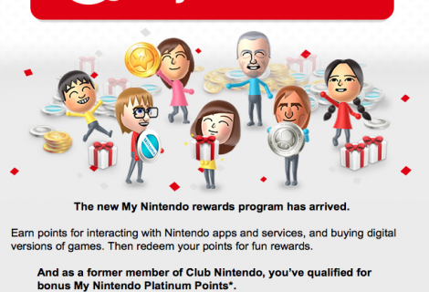 Nintendo is Giving Previous Club Nintendo Members Free My Nintendo Coins