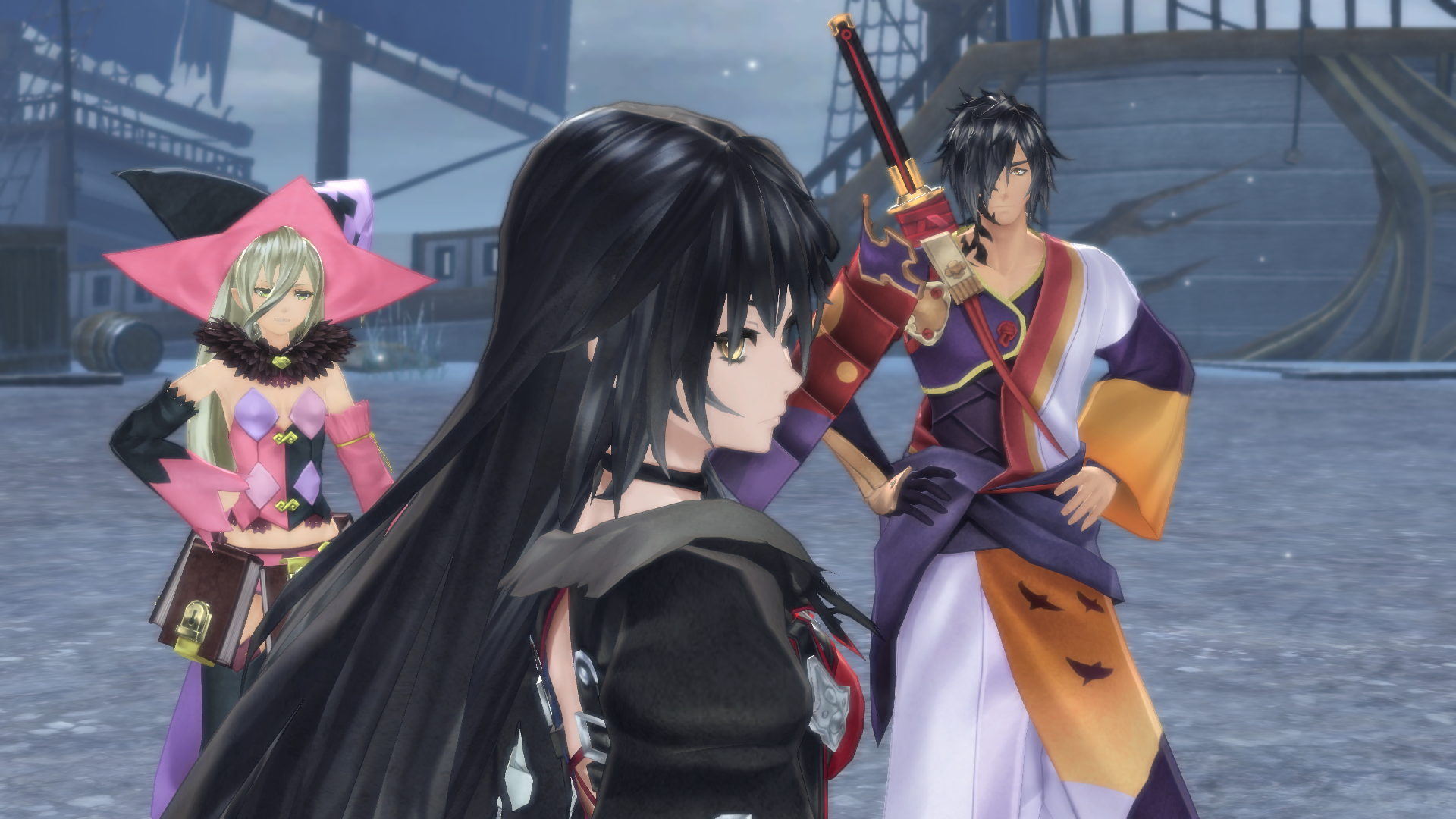 Tales Of Berseria New Screenshots Released Reveals Two New