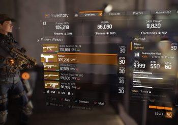 The Division Guide - Midas, the Submachine Gun, Detailed
