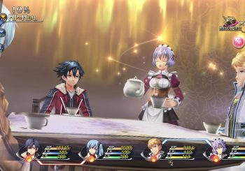 The Legend of Heroes: Trails of Cold Steel II launches this Fall