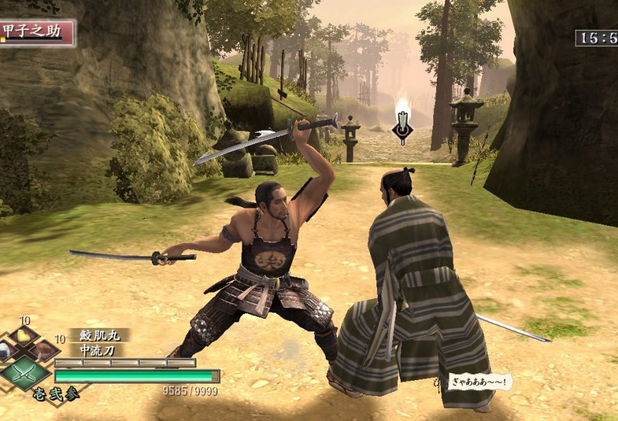 Way of the Samurai 3 coming to Steam on March 23