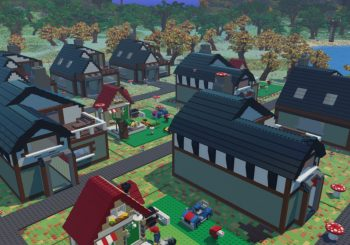 "Lego Worlds ""Kingdom in the Clouds"" Build Challenge Announced"