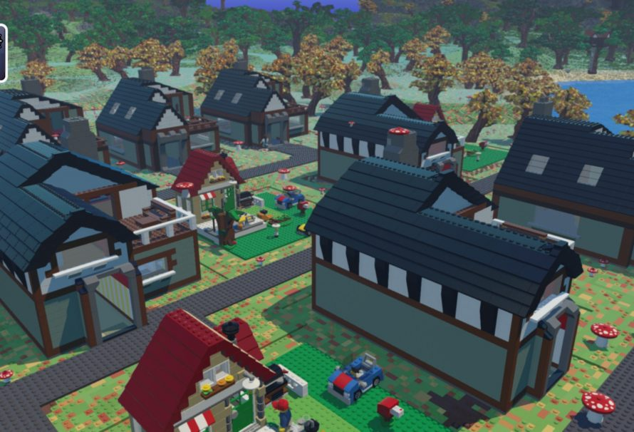 """Lego Worlds """"Kingdom in the Clouds"""" Build Challenge Announced"""