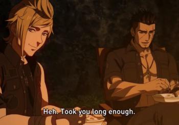 Brotherhood: Final Fantasy XV Anime Covers the Gangs Lighter Moments