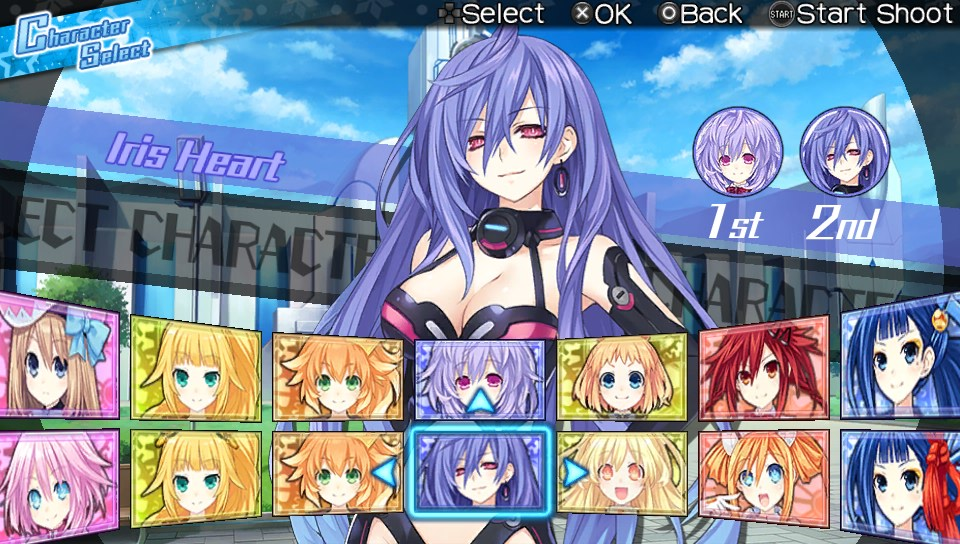 Image result for MegaTagmension Blanc + Neptune VS Zombies all image