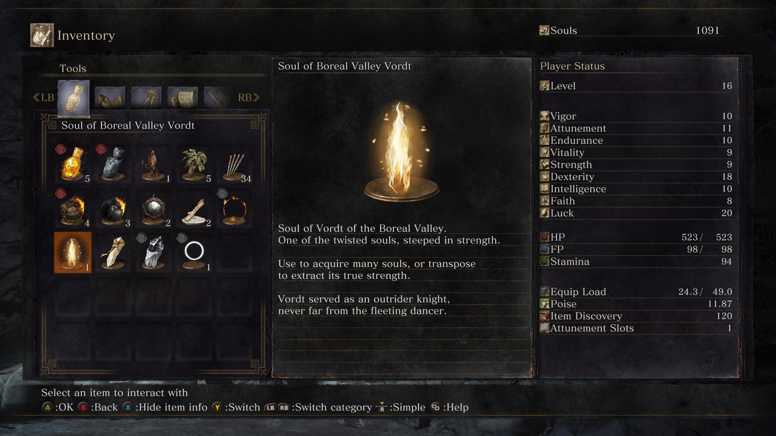 dark souls 3 guide transmutating boss souls into new weapons