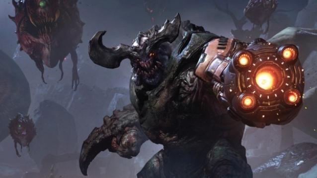 DOOM's Post Launch and Season Pass Contents Detailed