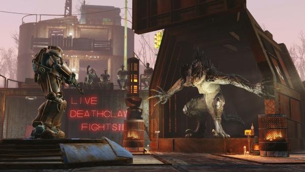 Fallout 4 'Wasteland Workshop' DLC coming April 12