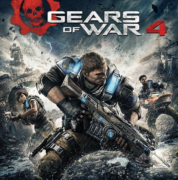 Gears of War 4 Launches October 11