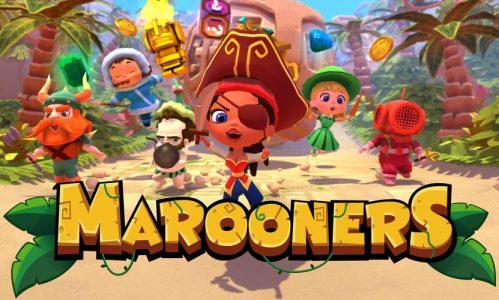 Maroonners Logo
