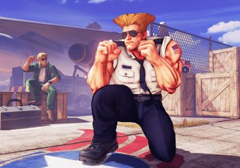 Release Date For Guile Revealed In Street Fighter 5