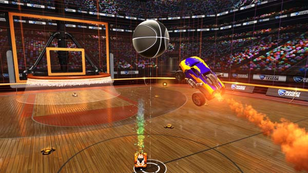 Rocket League Could Be Supported By PS4 Pro