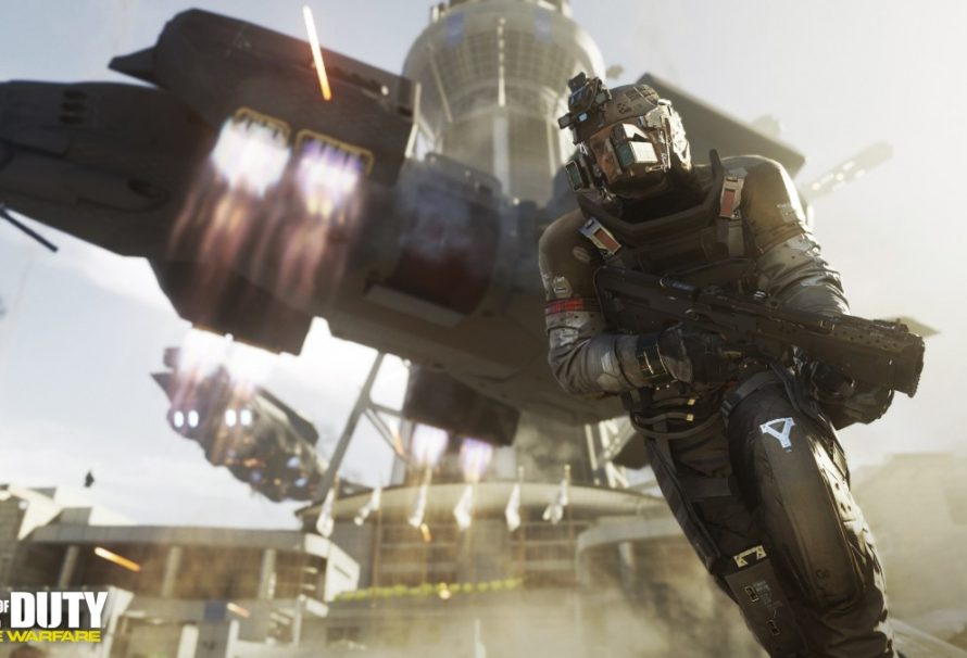 Infinite Warfare Tops PlayStation Store Sales For November 2016