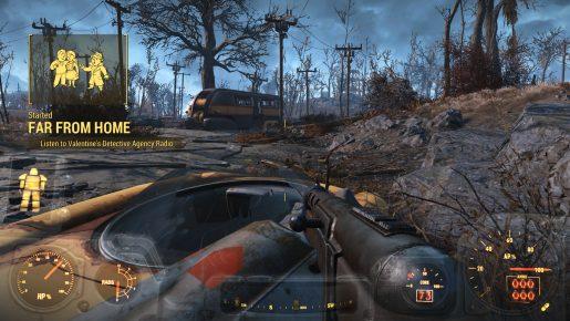 Fallout 4 Far Harbor  01